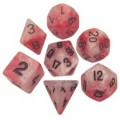 Resin Dice : 16mm Numbers Combo Attack Dice Set 0