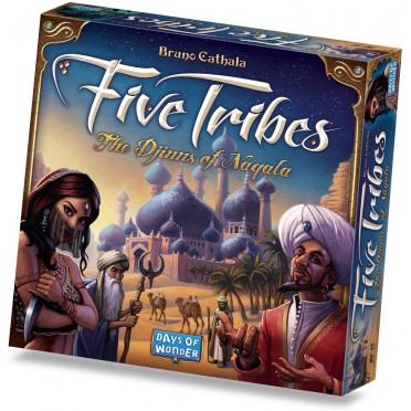Five Tribes (Anglais)