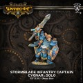 Stormblade Infantry Captain 2