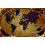 SteamShadows - Carte du Monde