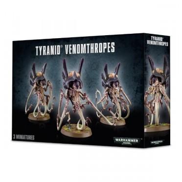 W40K : Tyranids - Venomthropes / Zoanthropes