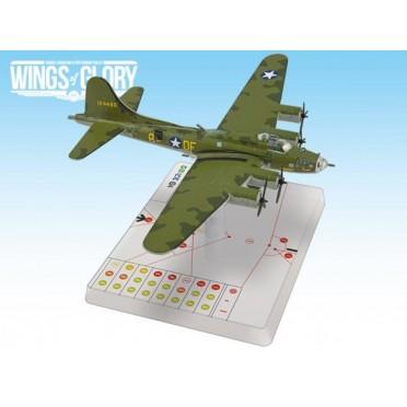 Wings of Glory WW2 - B-17F (Memphis Belle)