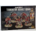 W40K : Adeptus Astartes Blood Angels - Terminator Assault Squad 0