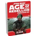 Star Wars : Age of Rebellion - Slicer Specialization Deck 0