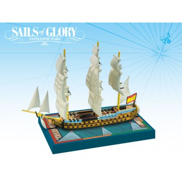 Sails of Glory - Argonauta 1806
