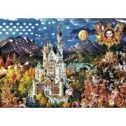 Puzzle - Bavaria de Michael Ryba - 2000 Pièces