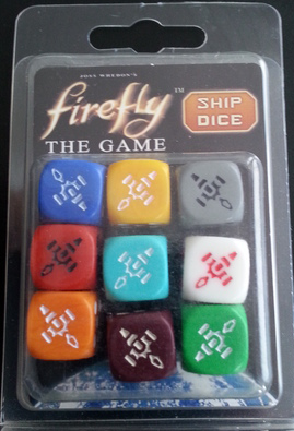 Firefly Board Game Accessory Custom Ship Models 2