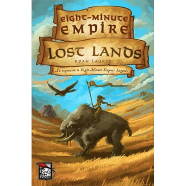 Eight-Minute Empire - Lost Lands