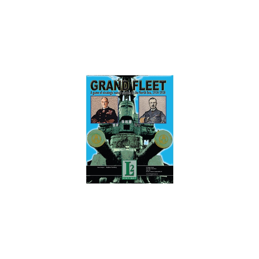 Buy Grand Fleet Board Game L2 Design Group