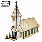 L'église de Dead Man's Hand