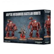 W40K : Adeptus Mechanicus - Cult Mechanicus Kastelan Robots