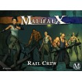 Malifaux 2nd Edition - Rail Crew 0
