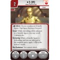 Star Wars: Imperial Assault: R2-D2 and C-3Po Ally Pack 2
