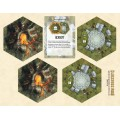 Clockwork Wars: Academy & Volcano Bonus Tiles 0