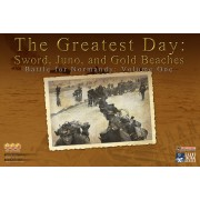 The Greatest Day: Sword, Juno, and Gold Beaches - Battle for Normandy: Volume One