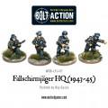 Bolt Action - German - Fallschirmjager HQ (1943-45) 0