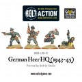Bolt Action - German - German Army HQ (1943-45) 0