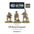 Bolt Action - US Army command 0