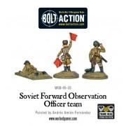 Bolt Action  - Soviet Army FOO