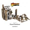 Bolt Action  -  Ruined Farmhouse 2