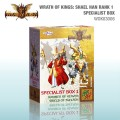 Wrath of Kings : House of Shael Han - Rank 1 Specialist Box 2