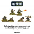 Bolt Action  -  Fallschirmjager Starter Set 4