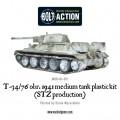 Bolt Action  - Soviet -T34/76 Medium Tank (plastic boxe) 7