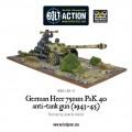 Bolt Action - German - German Heer 75mm PaK 40 Anti-Tank Gun (1943-45) 2