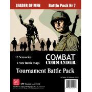 Combat Commander: Battle Pack 7 : Leader of Men - Tournament Battle Pack