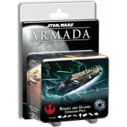 Star Wars Armada - Rogues and Villains Expansion Pack