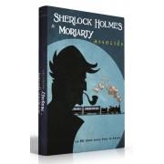 Sherlock Holmes et Moriarty associés - La BD dont vous êtes le Héros (Livre 3)