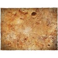 Terrain Mat PVC - Red Planet - 120x180 2