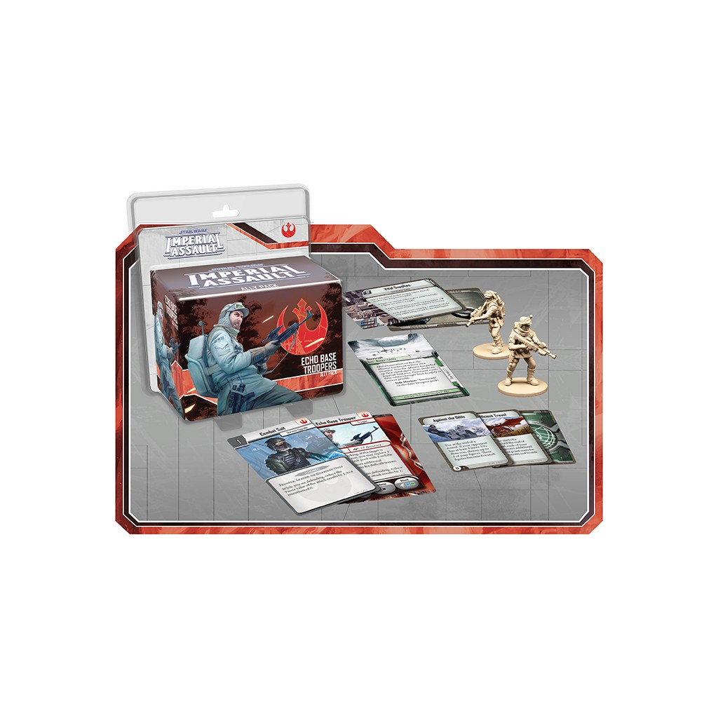 Buy Star Wars Imperial Assault Echo Base Troopers Ally