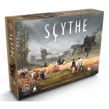 Scythe (anglais)