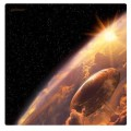 Terrain Mat Mousepad - X-Wing : Bespin - 90x90 0
