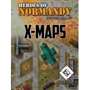 Heroes of Normandy (Lock'n Load) - X-Maps