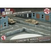 Team Yankee - Concrete Walls