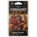 Warhammer 40,000 Conquest The Card Game : Deadly Salvage 0