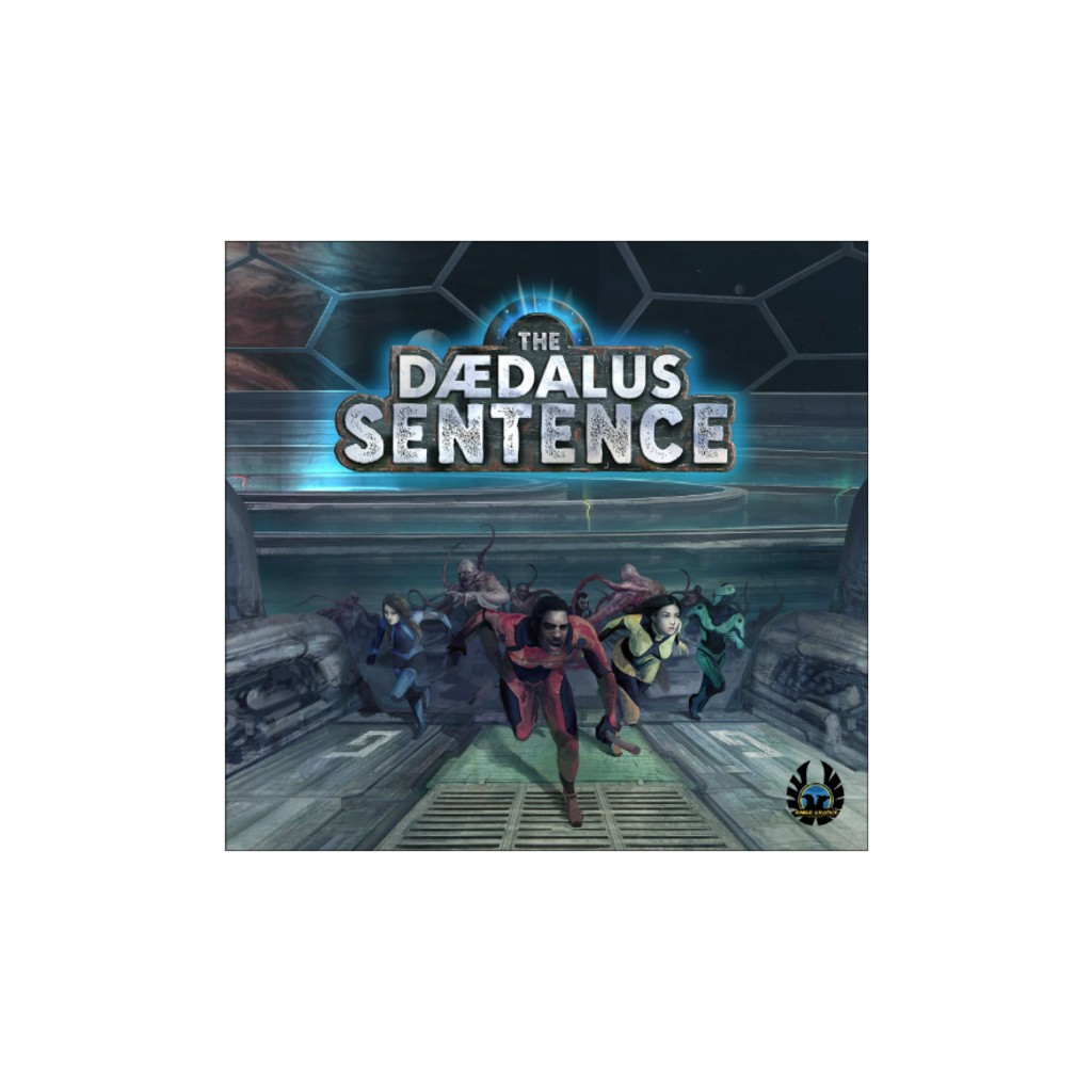 Buy The Daedalus Sentence Escape From Space Prison