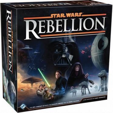 Star Wars: Rebellion (anglais)
