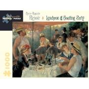 Puzzle - Le Déjeuner des Canotiers de Pierre-Auguste Renoir - 1000 Pièces