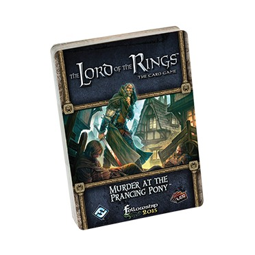 Lord of the Rings LCG - Murder at the Prancing Pony