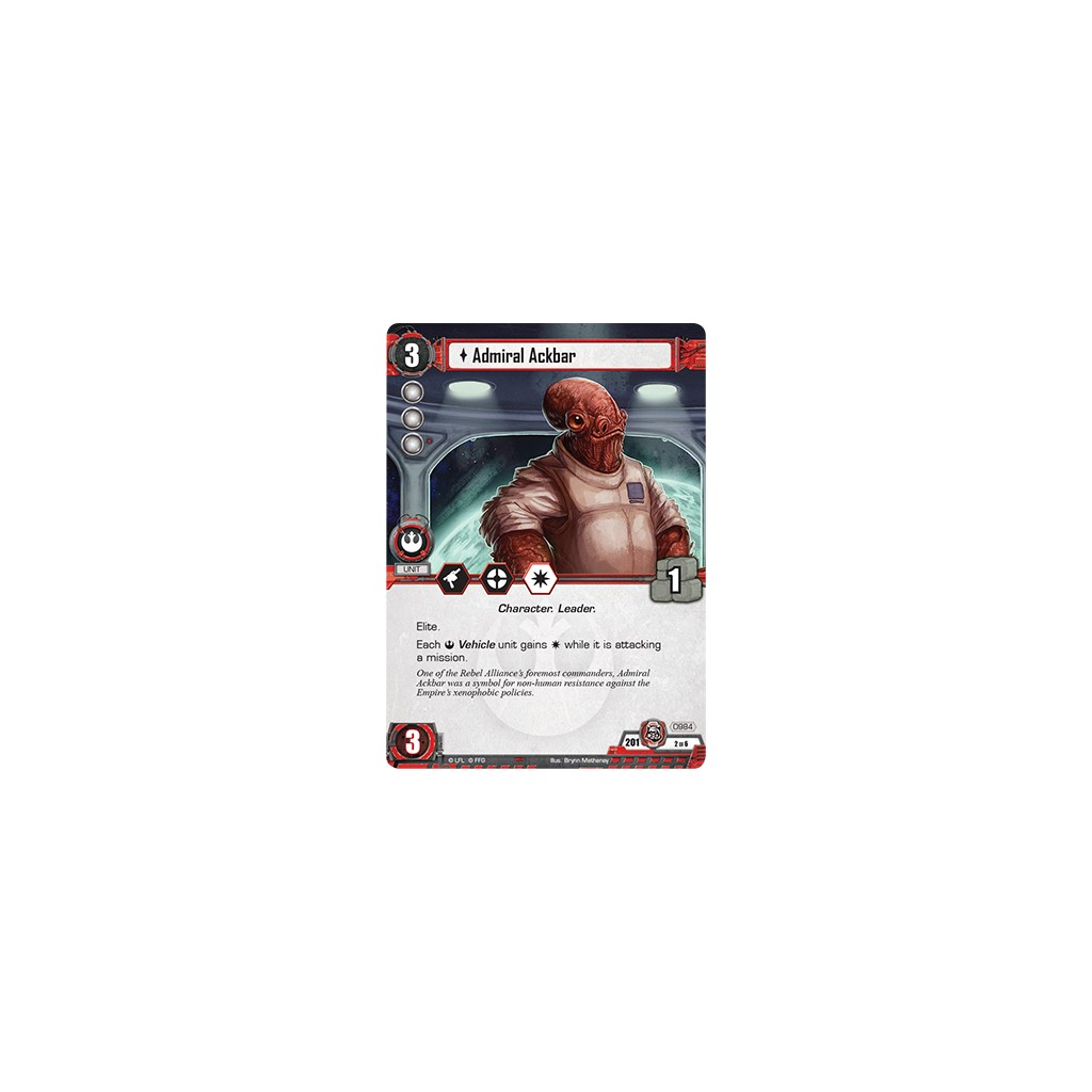 Buy Star Wars: The Card Game - So Be It - Board Game - Fantasy