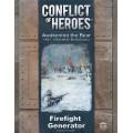 Conflict of Heroes - Awakening Bear - Firefight Generator 0