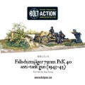 Bolt Action - German - Fallschirmjager 75mm PaK 40 Anti-Tank Gun (1943-45) 0