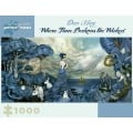 Puzzle - Where Time Beckons the Wicked de Dan May - 1000 Pièces 0