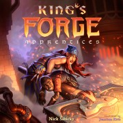 King's Forge - Apprentices Expansion pas cher