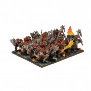 Kings of War - Régiment de Salamandres