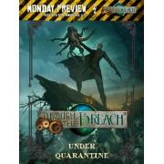 Boite de Malifaux - Through The Breach - Under Quarantine