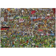 Puzzle - Football History de Alex Benett - 3000 Pièces